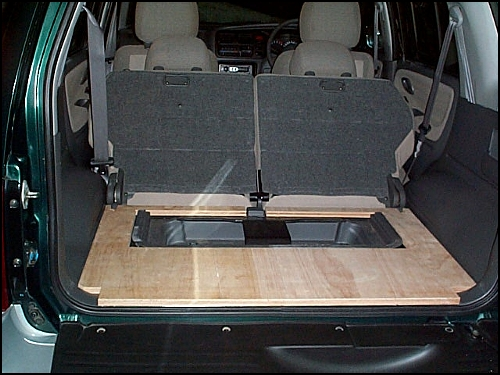 The Subwoofer Diy Page Projects A Car Subwoofer For My